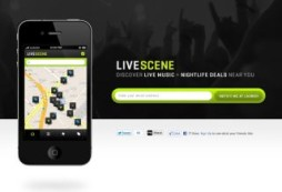 LiveScene — Discover live music and nightlife deals near you!